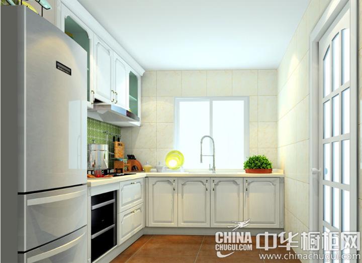 享受好的生活质量 厨房装修效果图