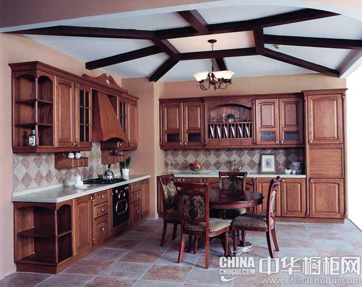 古典风格橱柜图片 秀美端庄的设计