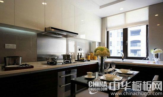 现代欧式厨房装修