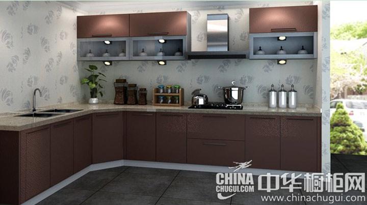 开放式厨房装修效果图 安逸的烹饪时光