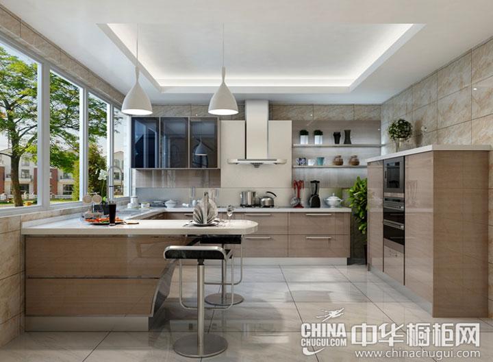 厨房装修效果图 沁入心扉的气息