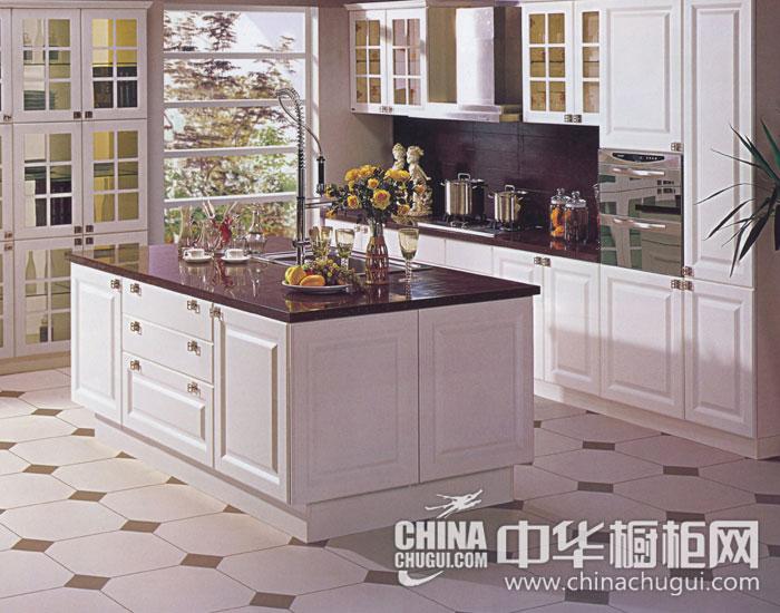 欧式风格橱柜效果图    烹饪也可以赏心悦目