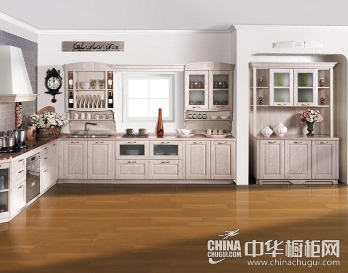 勾勒典雅欧式生活  欧式整体厨房装修