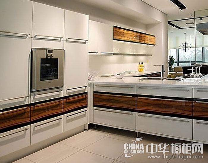 整体厨房装修效果图图片 大地自然质感居室
