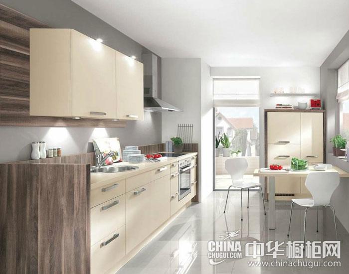 现代简约橱柜图片 开辟小户型厨房别样风景