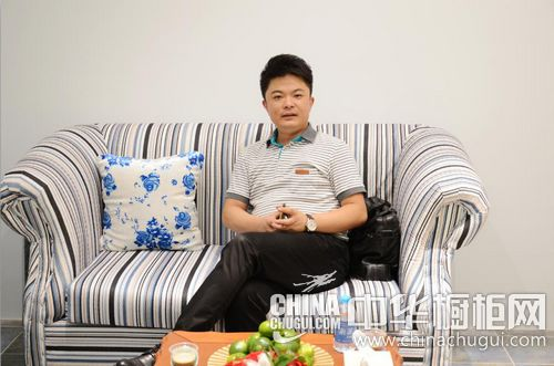 司米橱柜北京经销商闵智:加强老客户维护 争取精装房项目