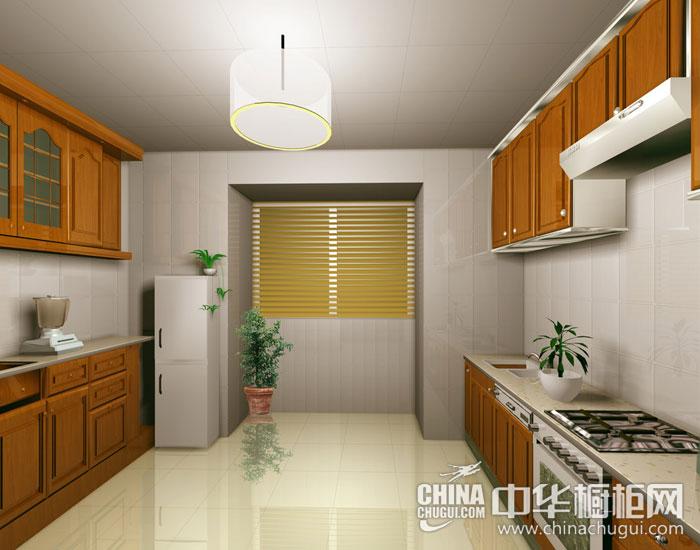 现代中式橱柜效果图片 中西合璧打造多元空间