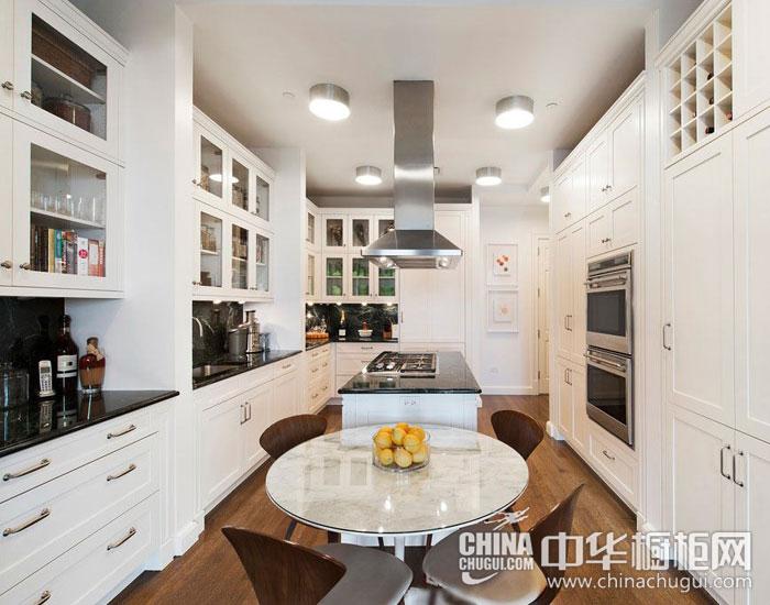 舒适北欧小居室 欧式厨房装修效果图