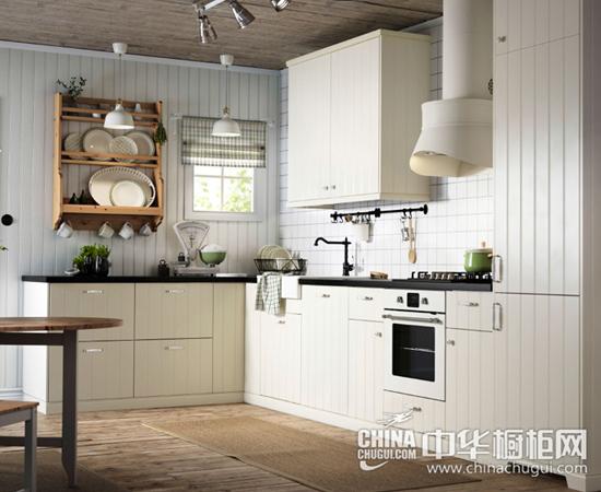奇思妙想 设计师巧用线条扩充厨房空间