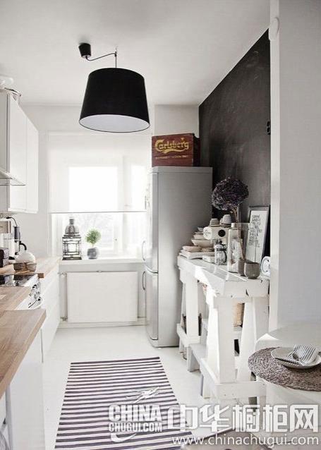 北欧风厨房