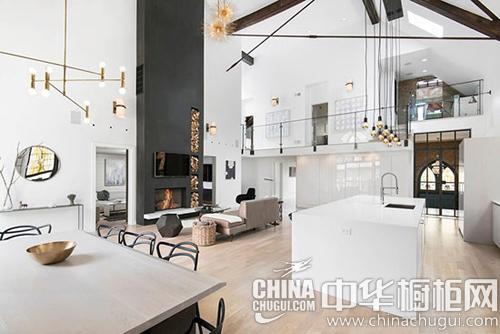 设计师教你搭配极简厨房 loft风格橱柜导购【图】