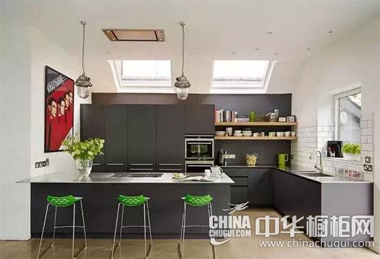 現代簡約風廚房裝修