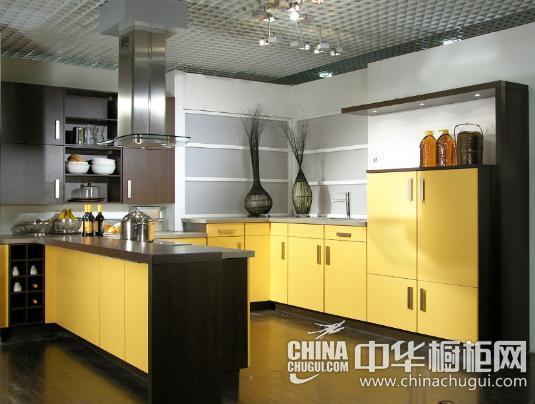 看了这些橱柜颜色搭配 你确定厨房装修还选冷清色?