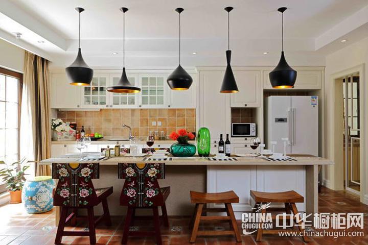 厨房装潢效果图 多元化风格塑造空间灵动感