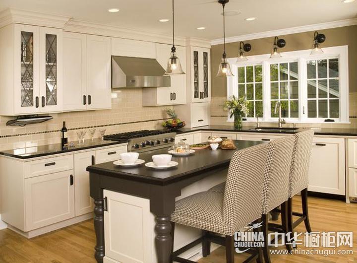 厨房装修效果图大全 欧式橱柜图片