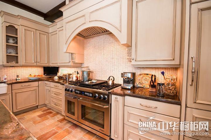 L型厨房装修效果图 厨房装修图片
