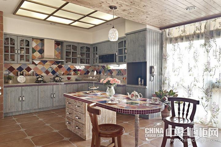 厨房装修设计效果图 橱柜设计图