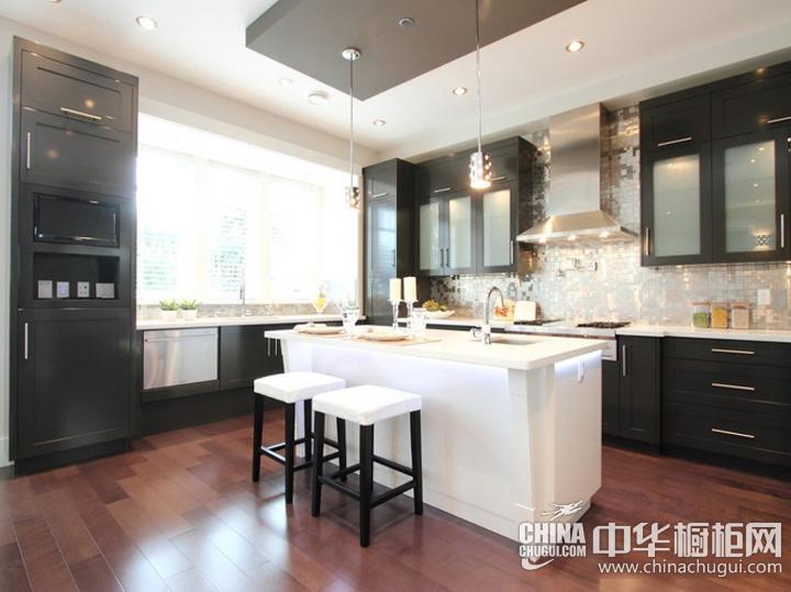 厨房装修效果图 整体橱柜图片