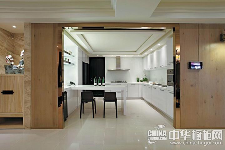 小厨房装修效果图  厨房橱柜图片