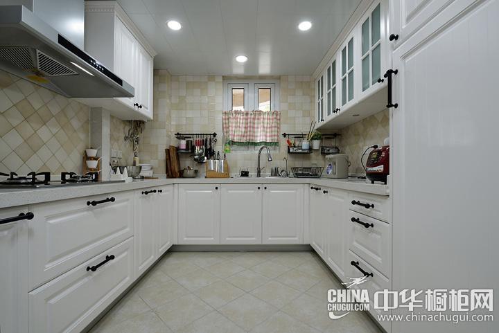 欧式橱柜设计图 厨房图片