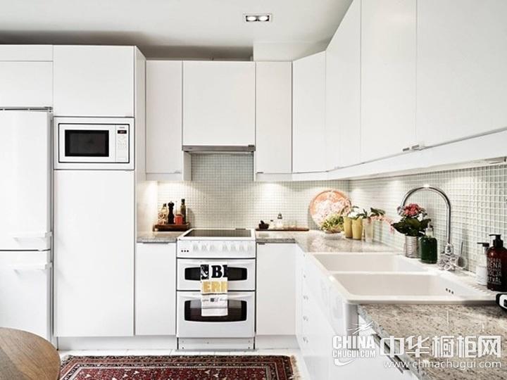 简欧厨房装修效果图 厨房装修图片