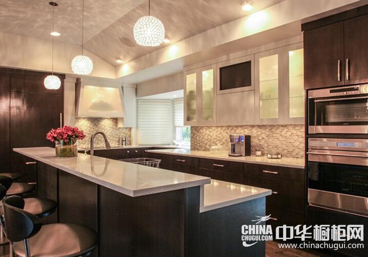 开放式厨房装修效果图 厨房装修图片