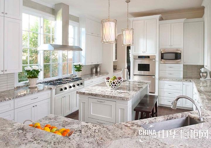 厨房吧台装修效果图 整体厨房图片
