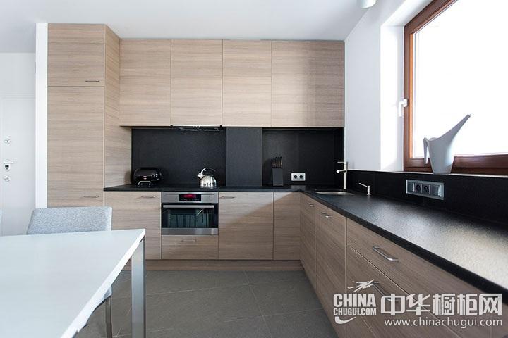 厨房装修效果图大全 L型橱柜设计图片