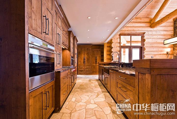 古典风格橱柜图片 古典风格厨房装修图片