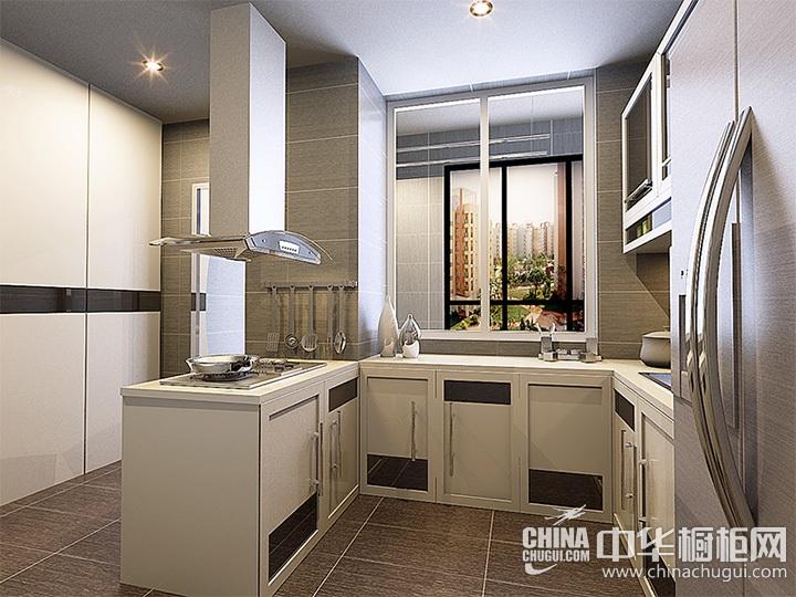 厨房整体橱柜效果图 厨房装修效果图大全