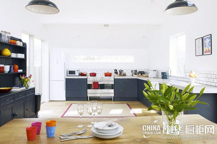开放式厨房效果图 开放式厨房装修设计图