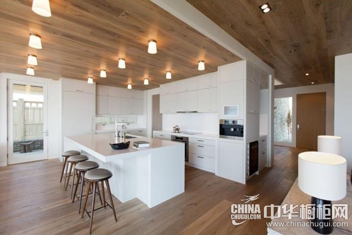 厨房装饰效果图 厨房吧台装饰效果图