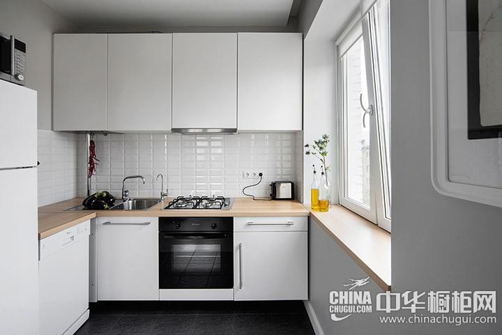 北欧风格厨房装修图片 北欧风橱柜效果图
