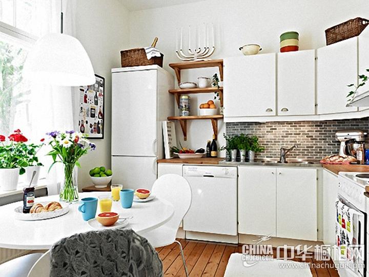 小户型厨房装修图片 小户型橱柜图片