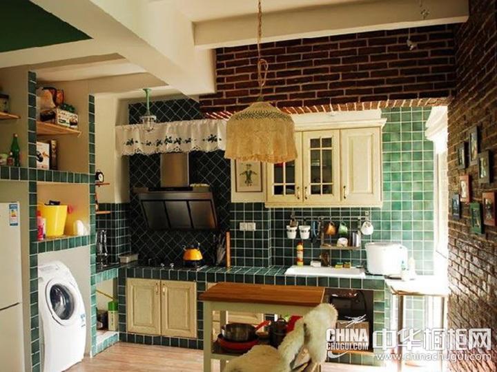 整体厨房设计图片 厨房整体橱柜效果图