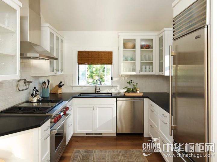 北欧风厨房装修效果图 北欧风格橱柜设计图