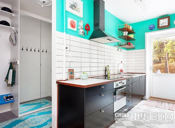 整体橱柜效果图 整体厨房图片