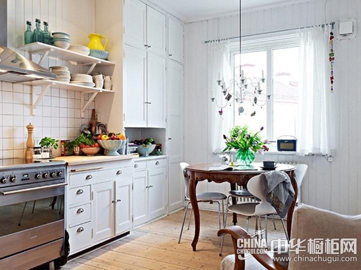 欧式橱柜效果图 欧式厨房图片