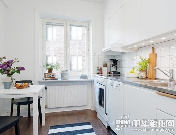 简欧厨房效果图 简欧风格橱柜图片