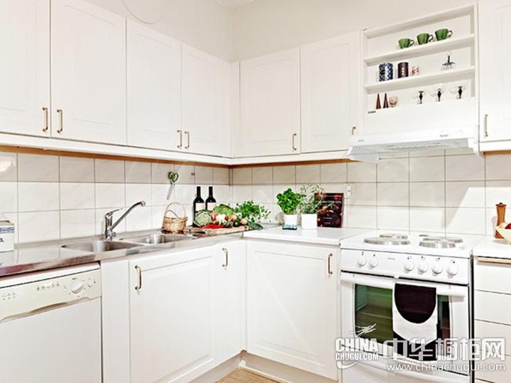 简欧厨房装修效果图 简欧风格橱柜图片