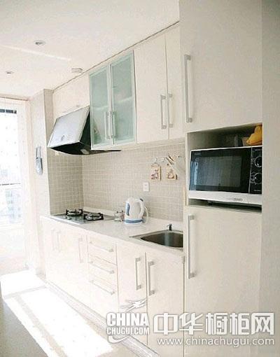 特色实用的小户型厨房装修 总有让你心动的厨房设计