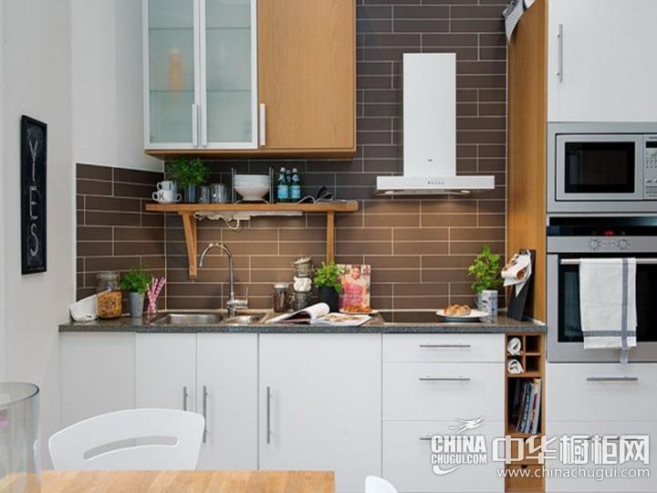 小户型厨房装修效果图 小户型厨房间效果图