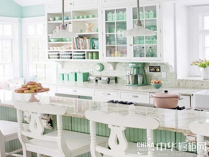厨房设计图 整体厨房效果图