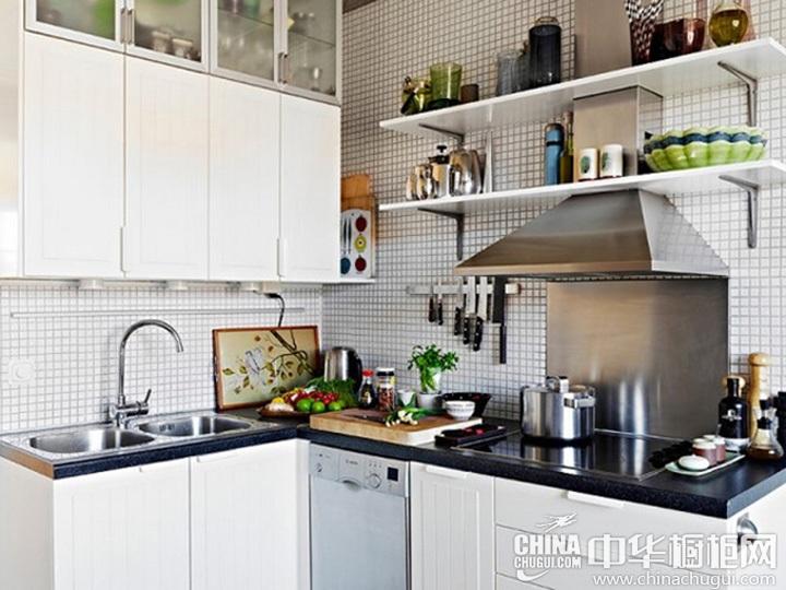 小户型厨房设计效果图 小户型厨房装效果图