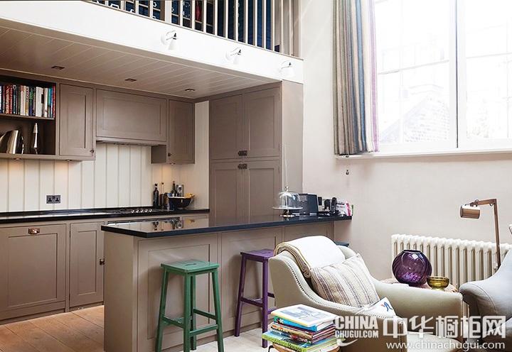 现代简约橱柜效果图 现代简约厨房效果图