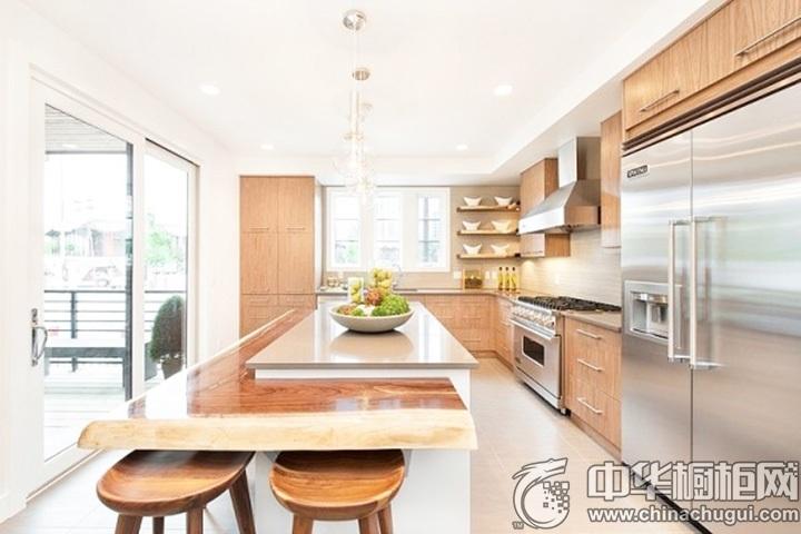 家庭厨房装修效果图 厨房设计图