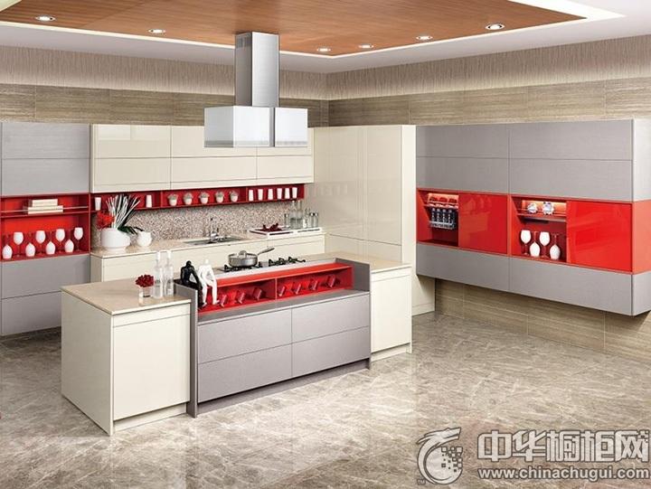 整体橱柜效果图 厨房橱柜效果图