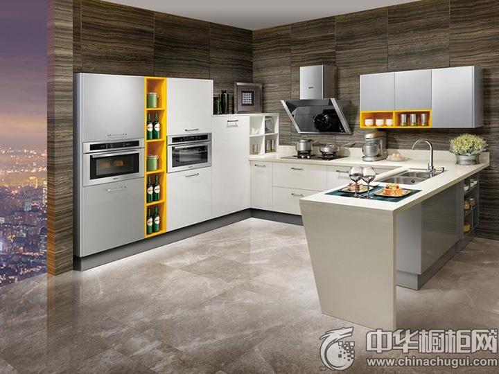 厨房整体橱柜效果图 橱柜装修效果图