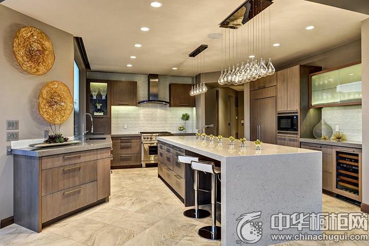 厨房整体橱柜效果图 橱柜设计图