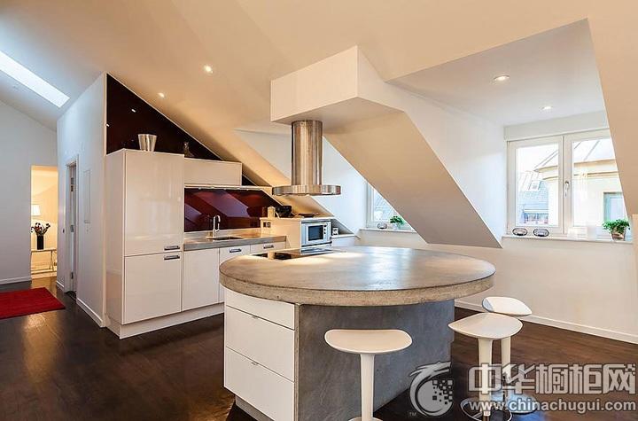 简约风格厨房设计图 简约风橱柜图片